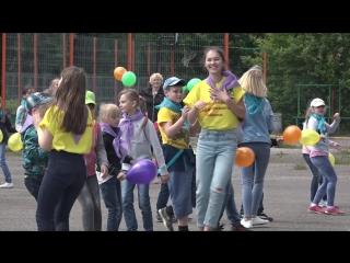 Сердобск ТВ - Открытие пришкольного лагеря