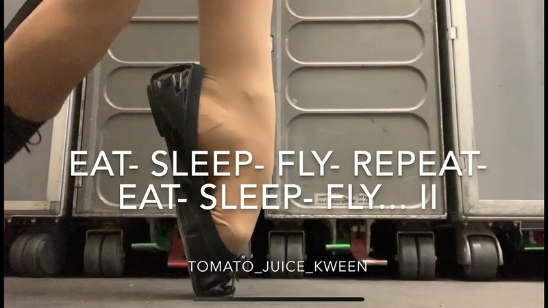 """TEASER For The 14Min Clip """"EAT-SLEEP-FLY-REPEAT..."""" On PATREON"""