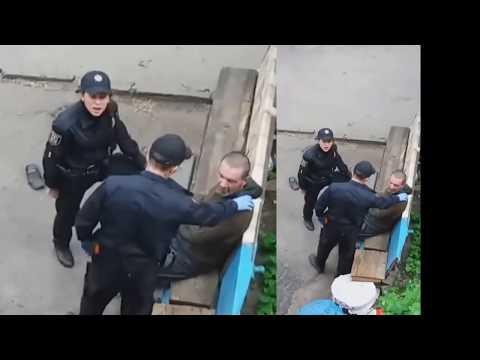 ЖЕСТЬ (461) - Полиция и скрытая камера