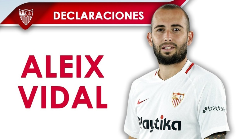 Aleix Vidal: Esto nos ayuda a mejorar como equipo