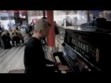 Olafur Arnalds - saman (Public Piano in Prague)