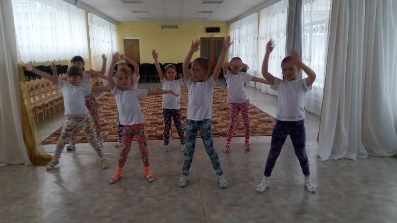Детский сад №6, флешмоб - акция Семь рукопожатий