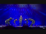 VK190119 MONSTA X fancam - Heartbeat @ Music Bank in Hong Kong