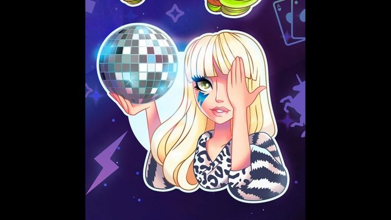 Lady Gaga- Just Dance 10th Anniversary Video! (2018)