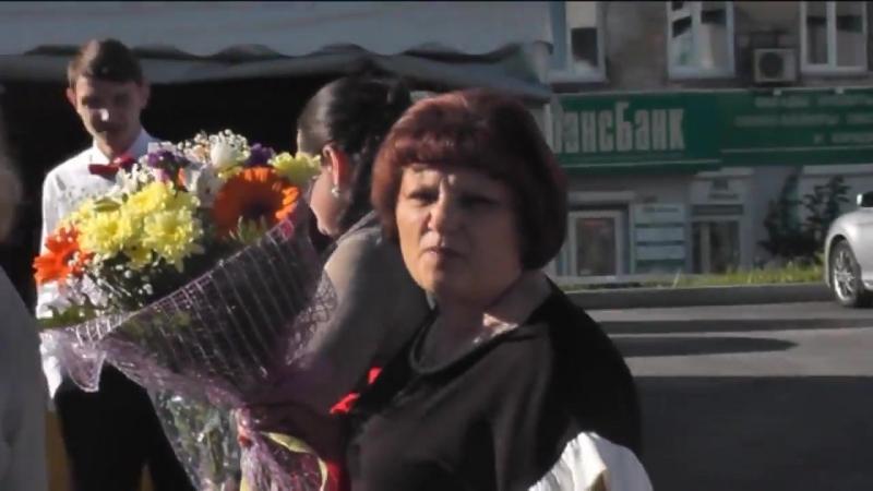 Выпускной бал в 2017 году г Верхний Уфалей