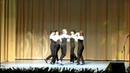 Танец без границ - sondance.spb Еврейский танец 29.12.18