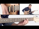 4 Richard Hallebeek - Chords in Pentatonic QED - Guitar Lesson