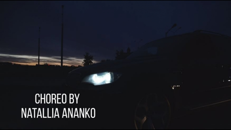 ANANKO DANCE SCHOOL_Choreo by Natallia ANANKO_Night
