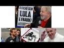 A imensa estupidez dos golpistas ao impedirem o assessor do papa de visitar o Lula.
