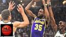 Los Angeles Lakers vs Milwaukee Bucks Full Game Highlights   March 19, 2018-19 NBA Season