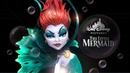 URIEL The Little Mermaid Ariel Ursula Mix-Multiverse Monster High Ooak Custom Doll Repaint