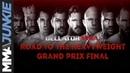 Bellator MMA: Road To The Heavyweight Grand Prix Final
