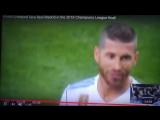 Sergio Ramos laughing after injuring Mohamed Salah.mp4