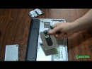 Как самому заменить жесткий диск на ноутбуке