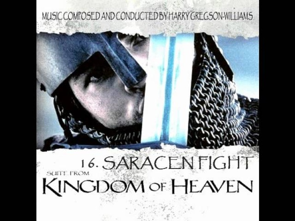 Kingdom of Heaven-soundtrack(complete)CD1-16. Saracen Fight