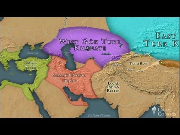 How Turks end up in middle east from Mongolian steppes?