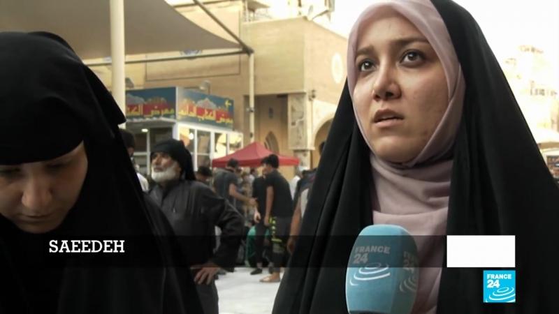 De Téhéran à Najaf, avec des pèlerins shîites qui bravent tous les dangers