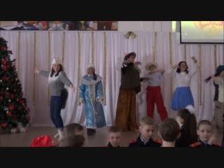 33 школа г.о. Самара Новый год