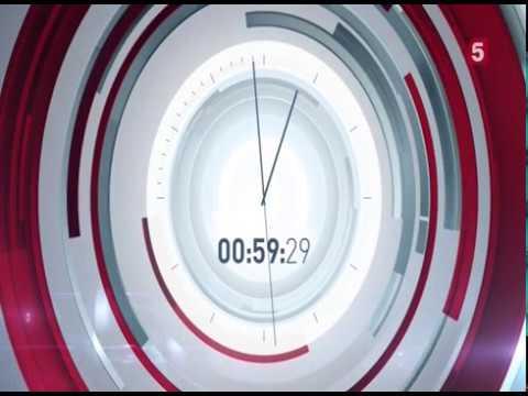 Пятый канал (4) (01.06.2018) Рестарт эфира и переход в 16:9