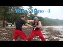Уроки Филиппинского бокса 4 е Mano Mano panantukan