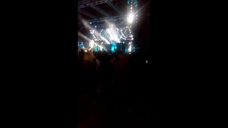 Концерт в Архангельске