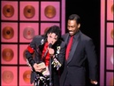 Michael Jackson Wins Lifetime Achievement Award AMA 1989