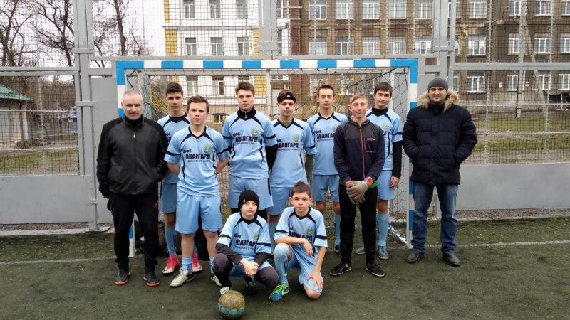 В Донецке прошёл Кубок ШФЛ по мини-футболу на призы главы администрации г. Донецка