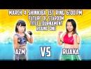 Азуми против Руаки