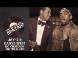 JAY-Z &amp KANYE WEST NO CHURCH IN THE WILD SAMPLE