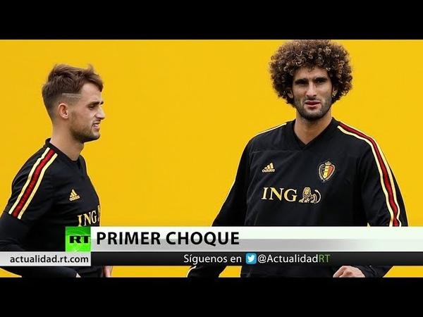 Mundial Rusia 2018 Francia y Bélgica chocan en San Petersburgo