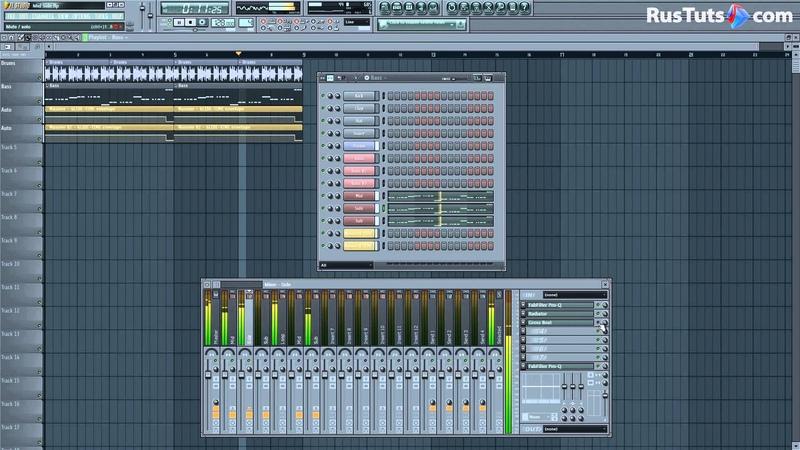 10 Bass Мид сайд обработка