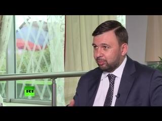 Пушилин рассказал о ситуации в ДНР после гибели Захарченко
