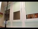 Рулонные шторы ткань Ажур - Заречная 1