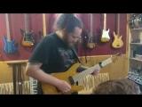 13.05.18 Запись Гитар для нового альбума на студии Skylark