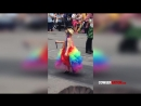 NYC GAY PARADE 8 year old boy homosexuality