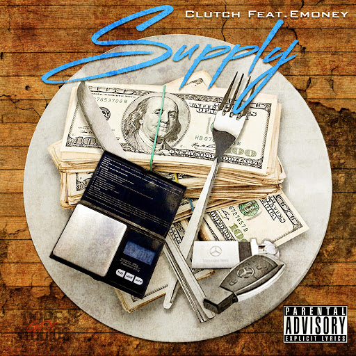 Clutch альбом Supply (feat. Emoney)