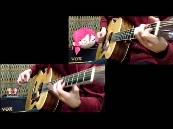 [ラブライブ!] μ's - 愛してるばんざーい! Acoustic Ver.