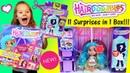 Распаковка кукол Hairdorables