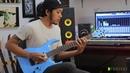 BIAS FX Modern Metal/DJENT Tone | Tutorial on Cubase ( Indonesia )