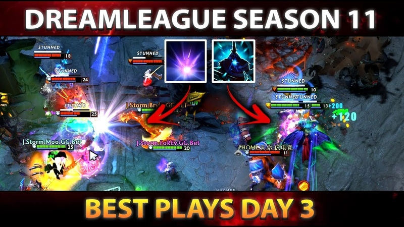 BEST PLAYS GROUPSTAGE Day 3 STOCKHOLM MAJOR DreamLeague Dota 2