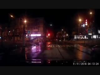 Симферополь, ночной дозор