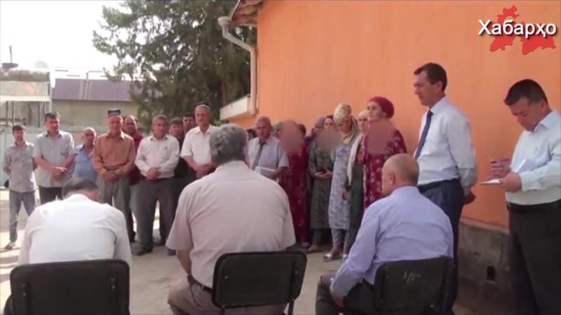 В Таджикистане мечеть преобразовали в школу