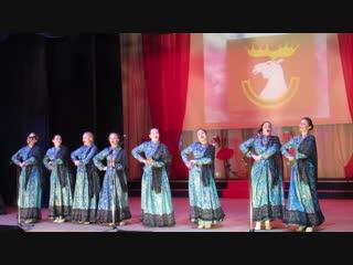 народный фольклорный вокально-эстрадный ансамбль