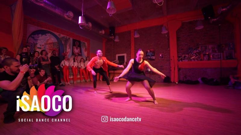 Yoanis Meneses and Olga Samoilova Show in Respublica Vosmera Sunday 29.04.2018