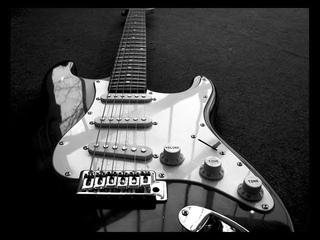 Randy - jam track in Guthrie Govan style ///