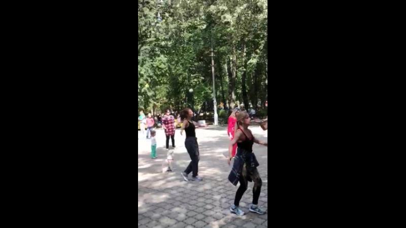 зумба в парке (4)