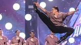 Танц. группа гос. омского русского нар. хора. Категория Короли ритма. Лига удивительных людей