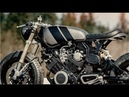 Yamaha Virago Cafe Racer bike Bal Deo via Bike