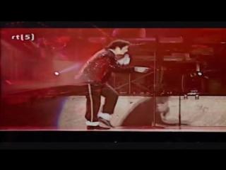 Michael Jackson _ Billie Jean _ The Live Video Mix