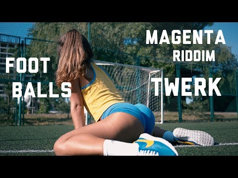 DJ Snake - Magenta Riddim Football TwerkChampions League 2018